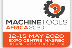 Core trends impacting the global machine tools market on show at Machine Tools Africa 2020