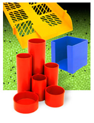 Plastic Stationery Products